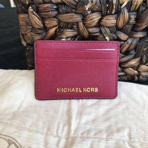 Brand new Michael Kors card holder